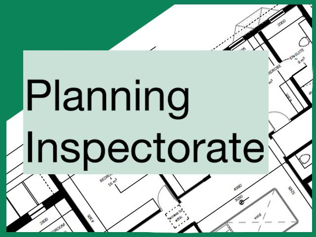 planning inspecotrate appeals planning london